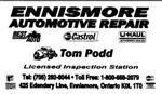Ennismore Automotive Repair